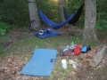 Camping on the Knobstone Trail