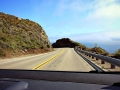 Driving Pacific Coast Highway