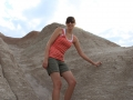 christy-hiking-in-badlands