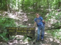 Hiking the Knobstone Trail