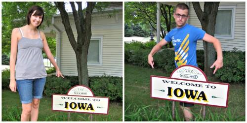 Iowa Welcome Center