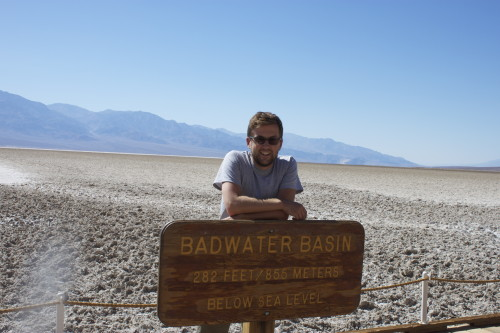 Badwater Mark