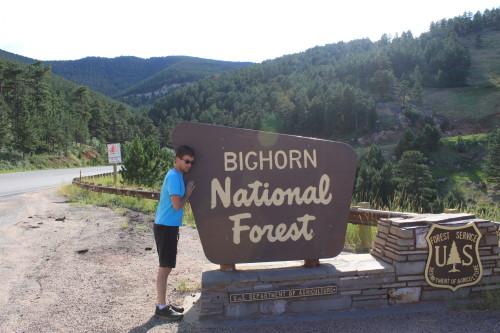 Bighorn NF Mark