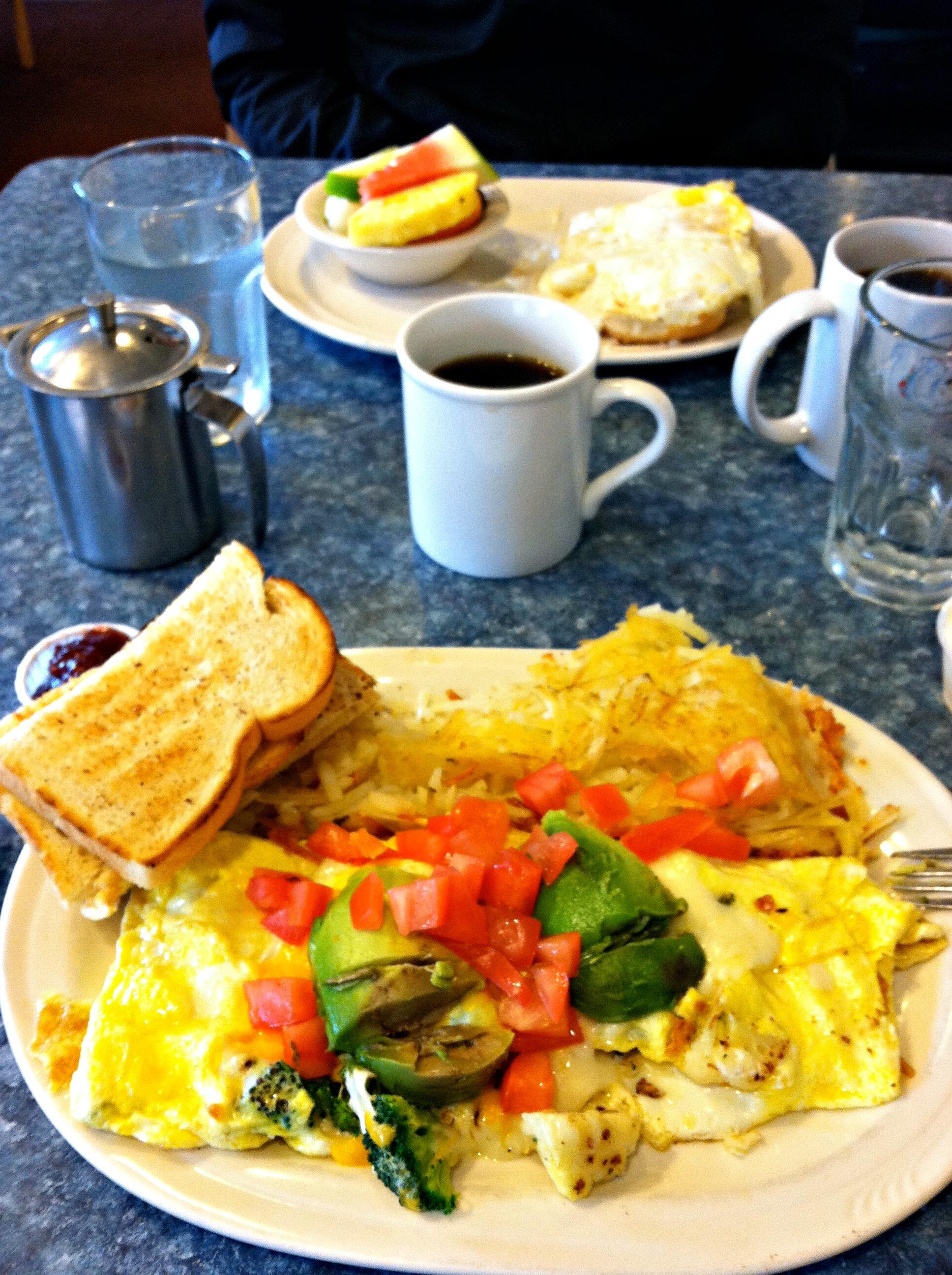 Breakfast Cafe Eureka