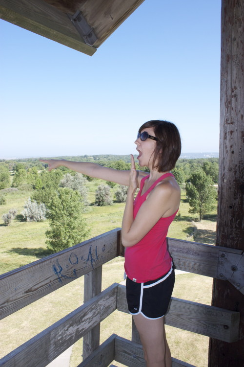 Christy lookout