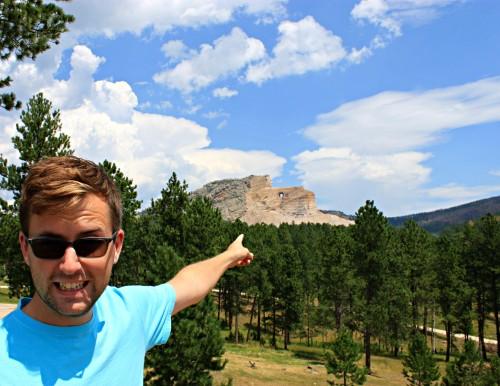 Crazy Horse Mark