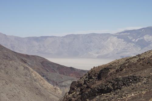 Death Valley 1 - desolate overlook