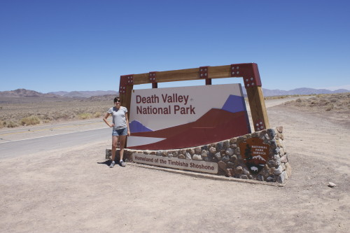 Death Valley Entrance - christy