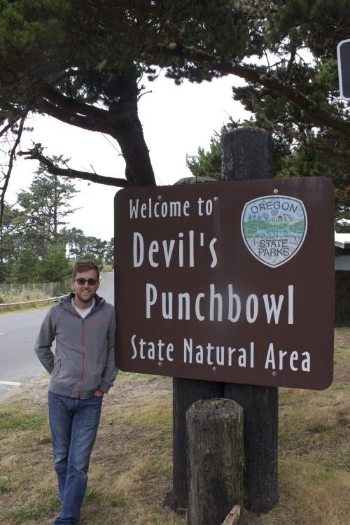 Devils Punch Bowl - Mark