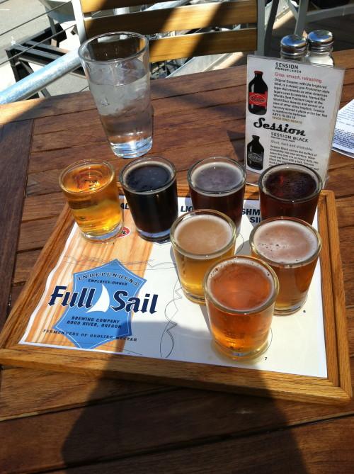 Full Sail Beer