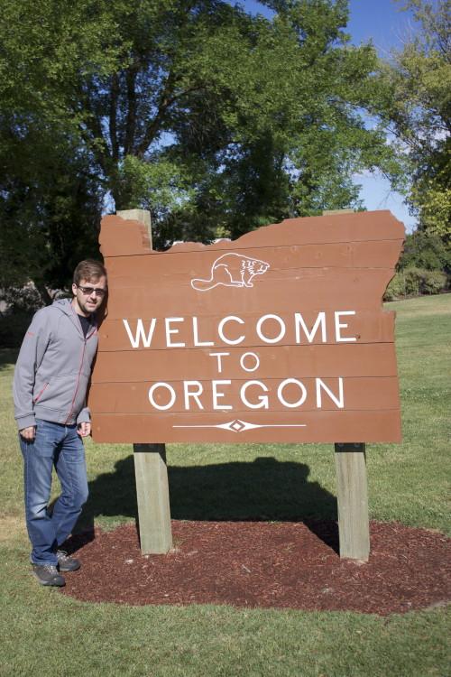 Mark Oregon