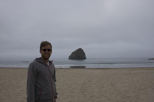 Mark Oregon Coast