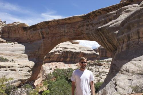 Natural Bridge - Mark Hiking