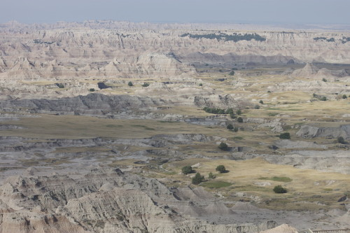 One more badlands view