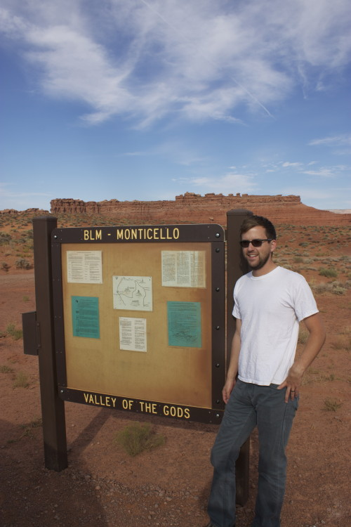 Mark Valley of the Gods