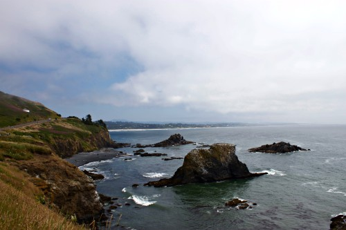Yaquina view