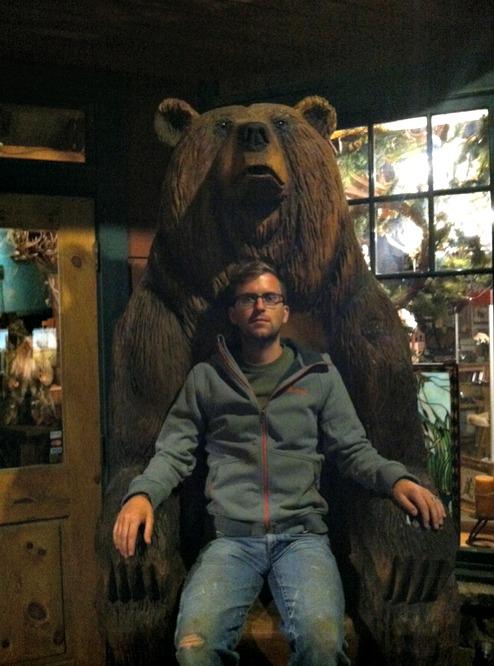 bear and mark