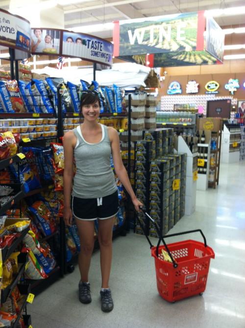 grocery store Visalia