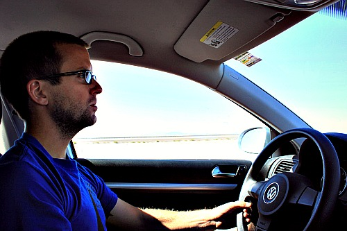 Driving in Nevada