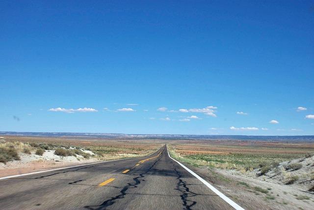AZ road