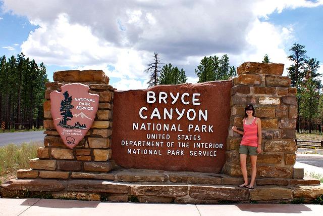 Bryce Canyon Entrance