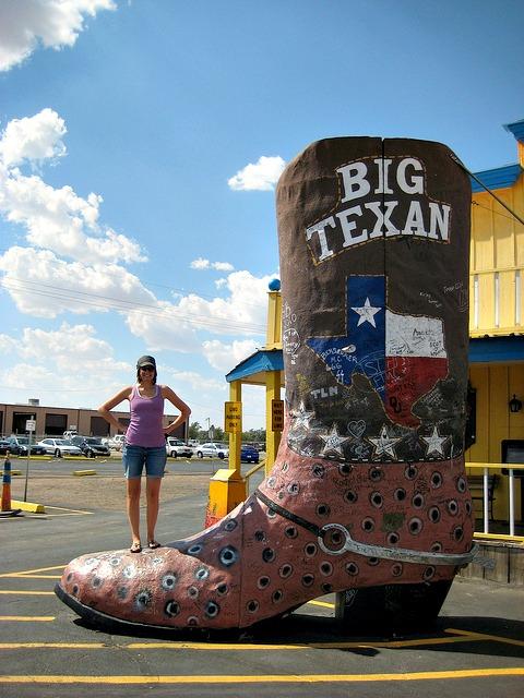 Christy Big Texan