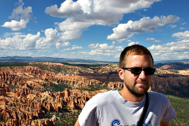 Mark At Bryce