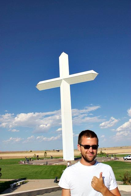 Worlds Biggest Cross