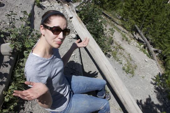 Grand Prismatic Overlook Trail