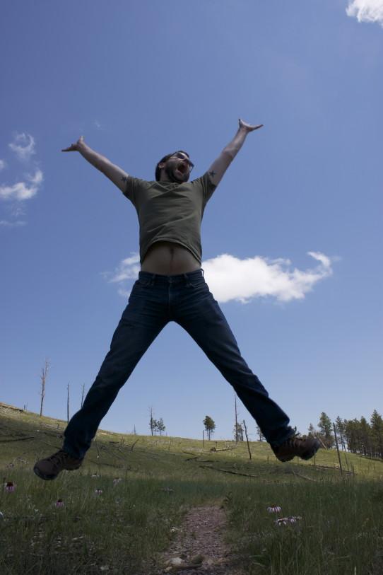 Mark jumping