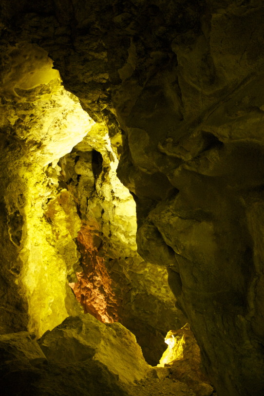 Entrance to Jewel Cave