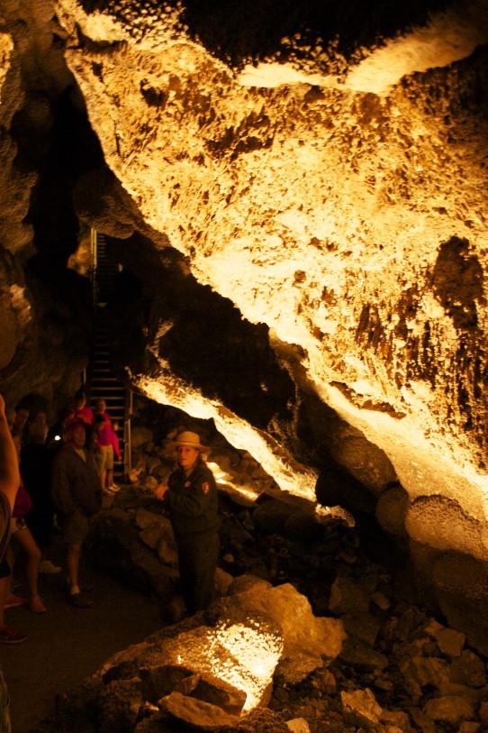 Jewel cave tour