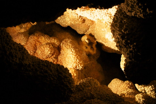 popcorn formations
