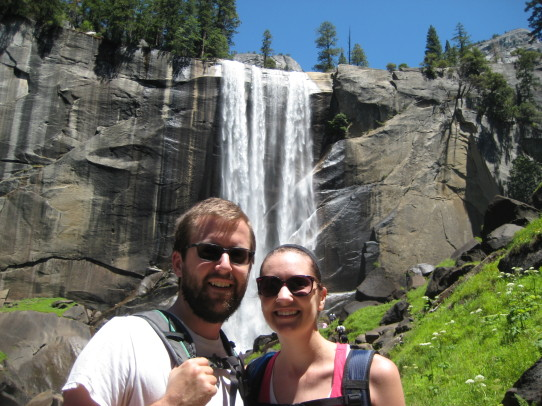 Picture of Vernal Fall