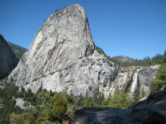 liberty cap yosemite