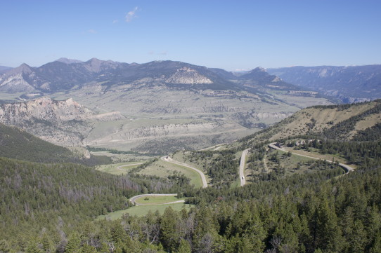 Chief Joseph Highway View