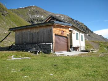 Restaurant near Schilthorn