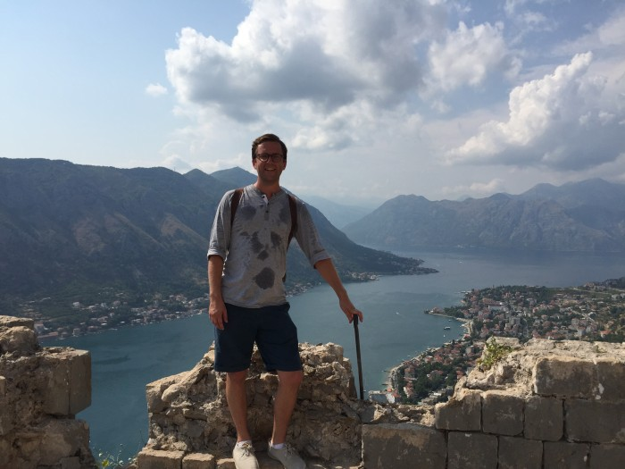 Mark at the top of Kotor