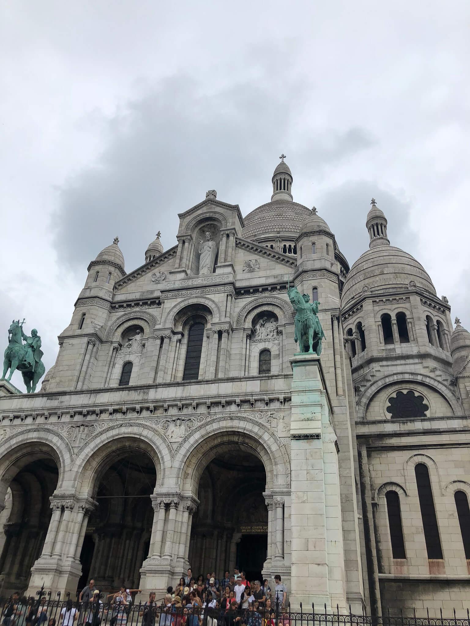 Montmarte - Sacré-Cœur, Paris
